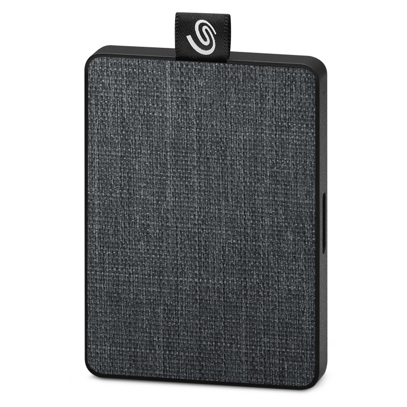 SEAGATE 1TB SSD USB 3.0. One Touch črn
