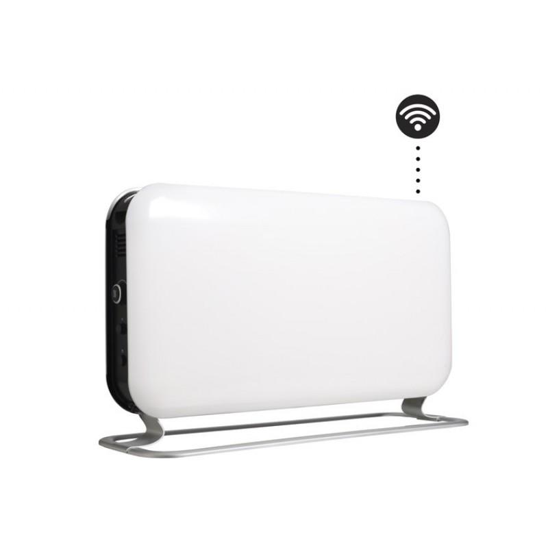 Mill konvektorski radiator jeklo Wi-Fi LED 1200W