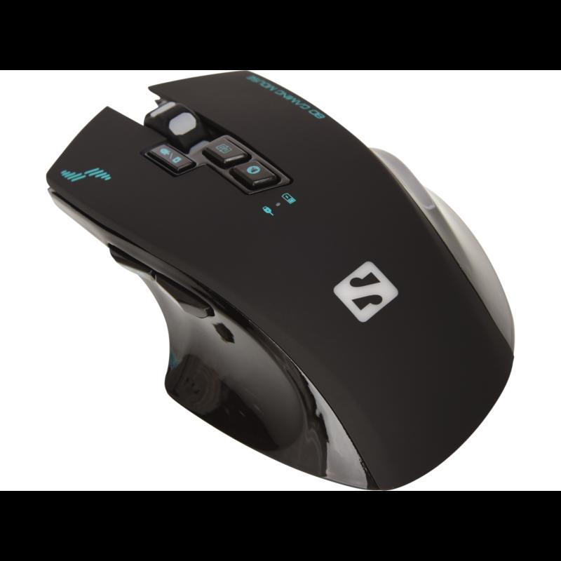 Sandberg Wireless Sniper brezžična miška