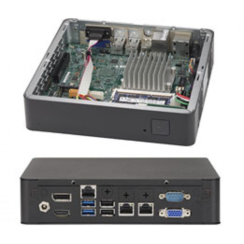 Supermicro SuperServer E200-9AP mini računalnik