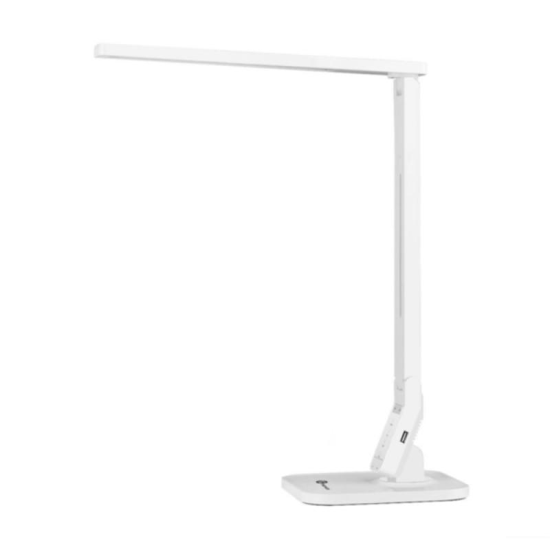 TaoTronics Elune touch control LED namizna svetilka piano bela TT-DL01