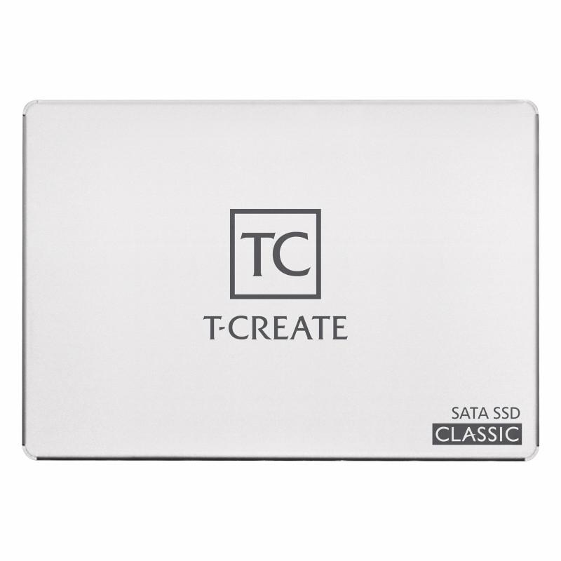 "Teamgroup 1TB SSD  T-CREATE 3D NAND SATA 3 2,5"""