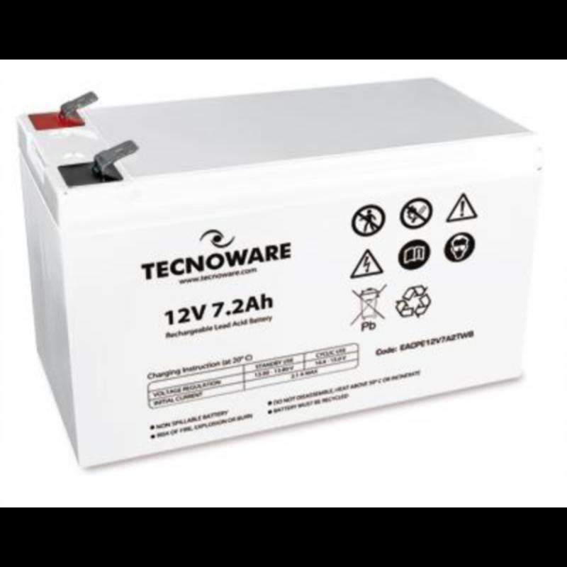 Tecnoware baterija/akumulator 12V 7,2Ah
