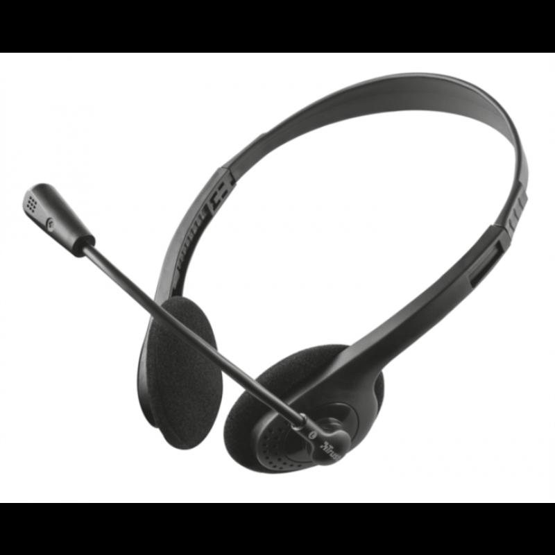 Trust 21665 Primo Chat slušalke za PC in prenosni računalnik