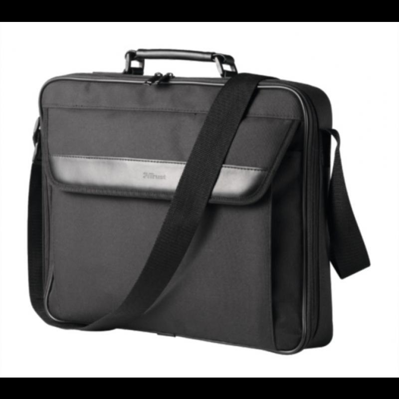 """Trust 21080 Atlanta 16"""" torba za prenosnik, črna"""