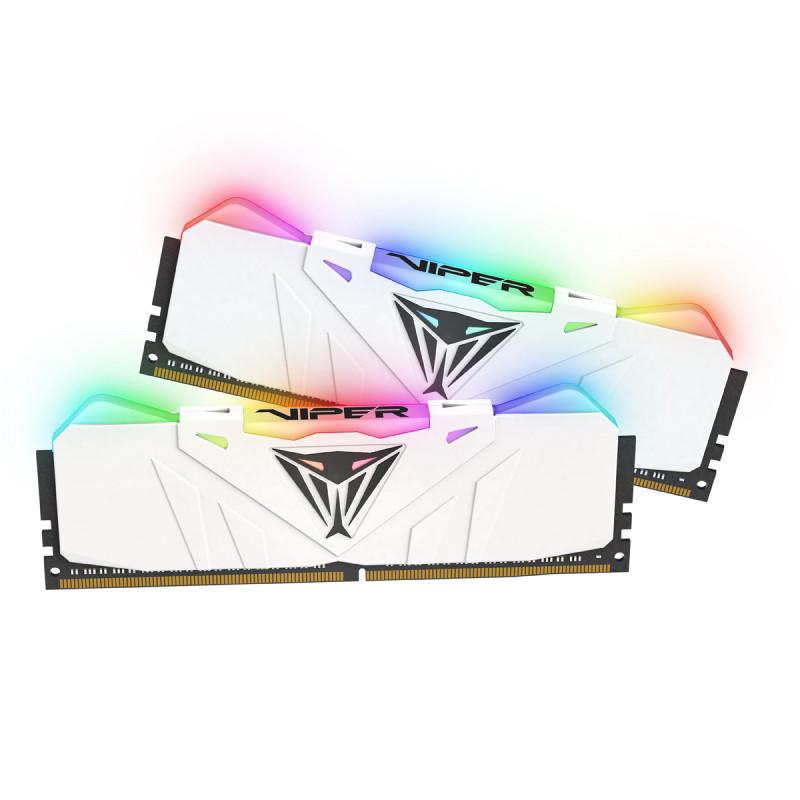 Patriot Viper RGB 16GB Kit (2x8GB) DDR4-3200 PC4-25600 CL16, 1.35V - Bel