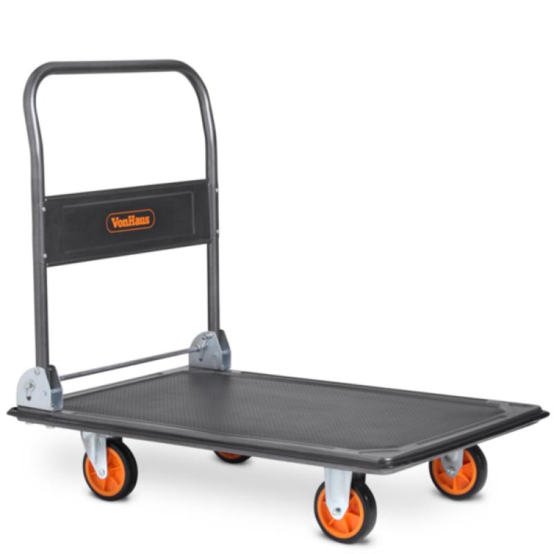 VonHaus platformni transportni voziček (300kg)