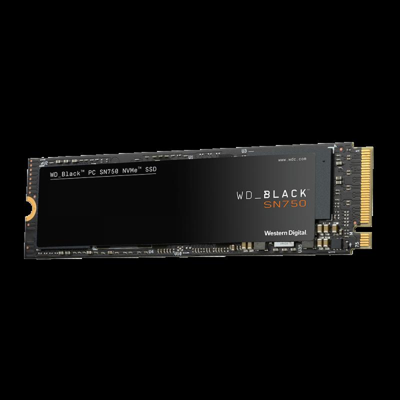 WD 250GB SSD BLACK SN750 M.2 NVMe x4