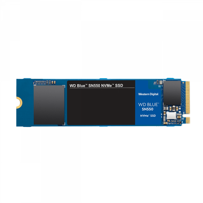 WD 250GB SSD BLUE SN550 3D M.2 2280 NVMe