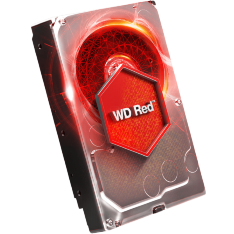WD trdi disk 1TB SATA3, 6Gb/s, Intellipower, 64MB RED
