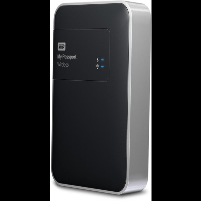 "WD My Passport Wireless 500GB WiFi 2,5"" zunanji disk"
