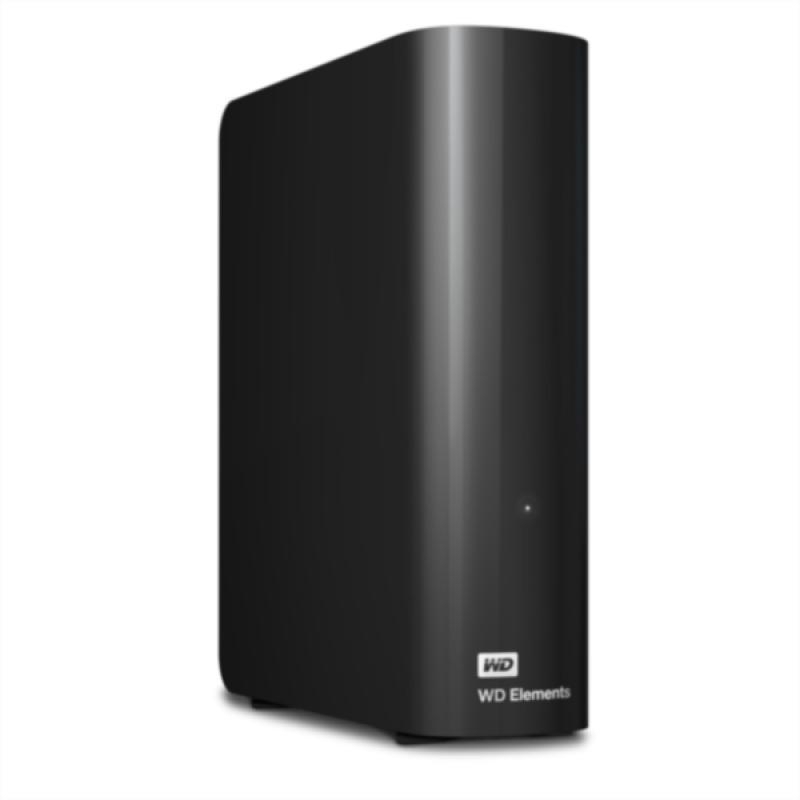 WD 8TB ELEMENTS DESKTOP, USB 3.0