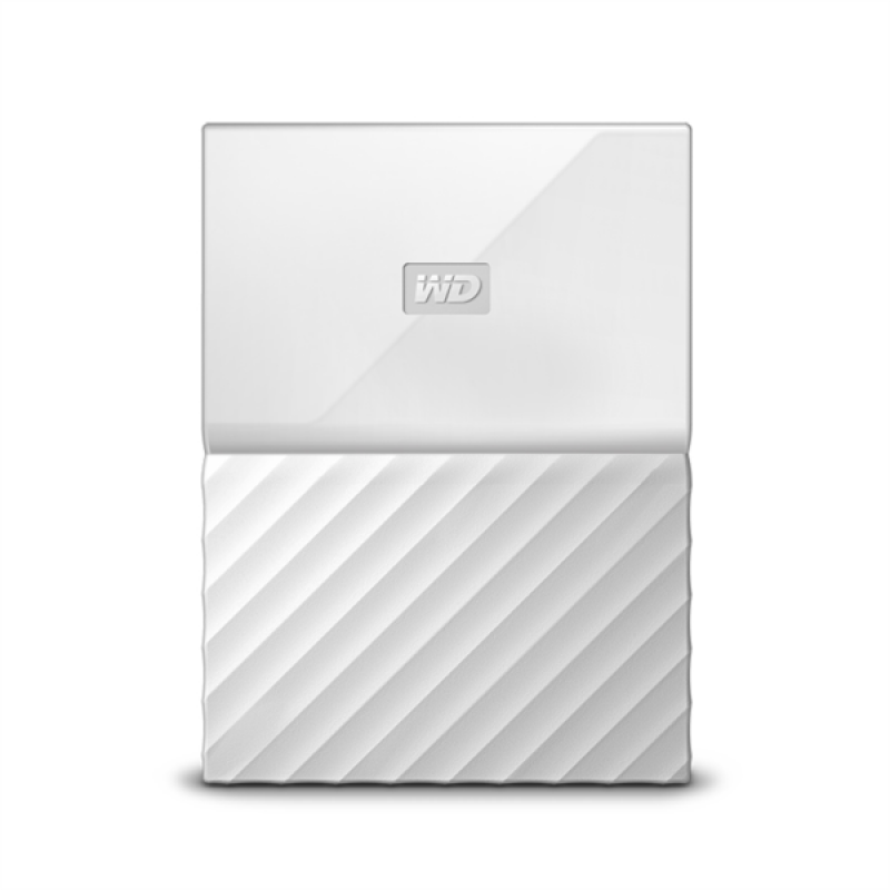WD My Passport 4TB USB 3.0, bel