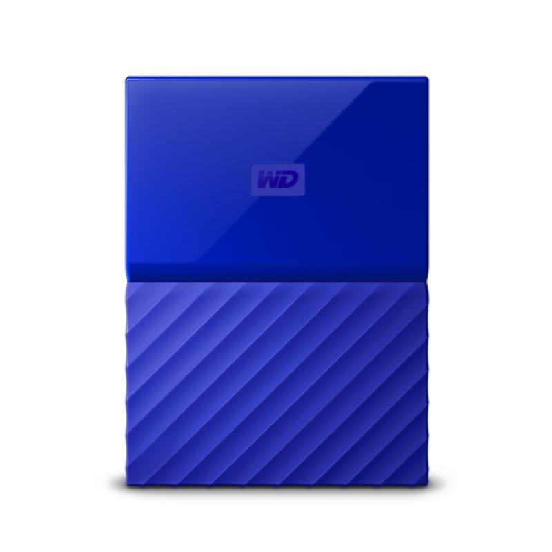 WD My Passport 1TB USB 3.0, moder