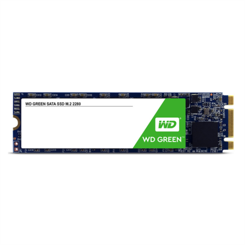 WD 240GB SSD GREEN 3D NAND M.2 2280