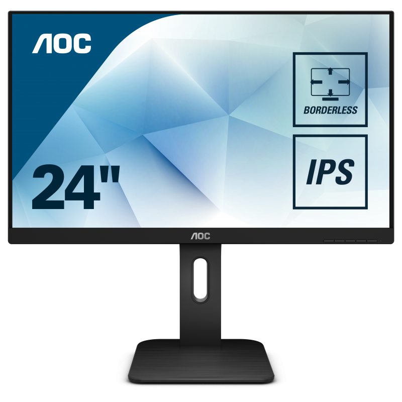 "AOC X24P1 24"" IPS monitor"
