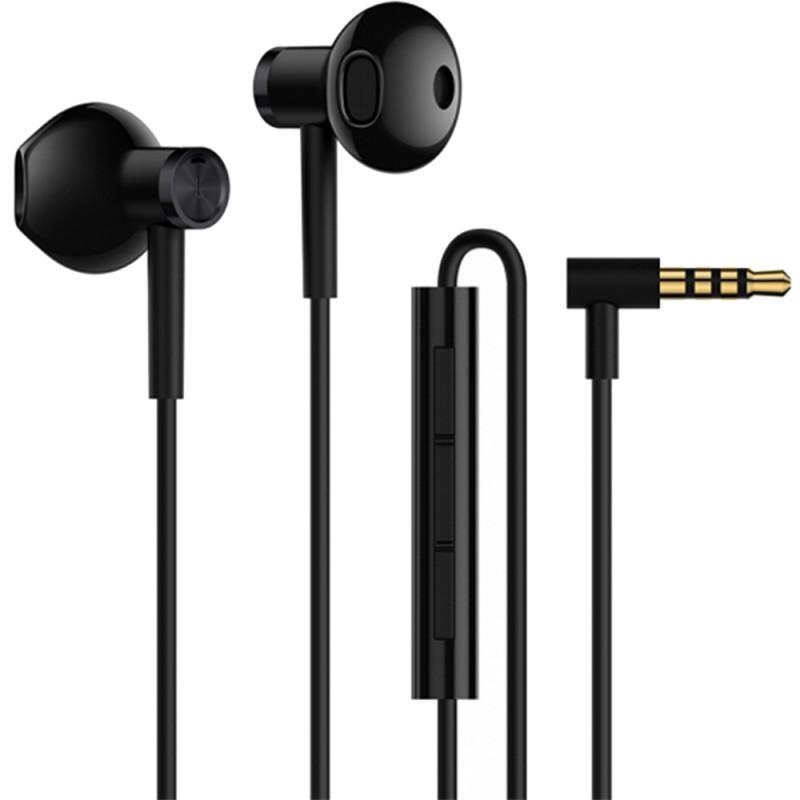 XIAOMI Mi Dual Driver slušalke - črne
