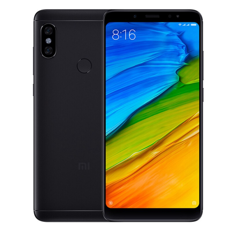 XIAOMI REDMI NOTE 5 3/32GB ČRN