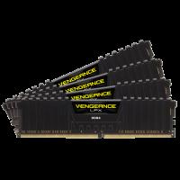 Corsair VENGEANCE LPX 32GB (4 x 8GB) DDR4 DRAM 3600MHz PC4-28800 CL18, 1.2V/1.35V