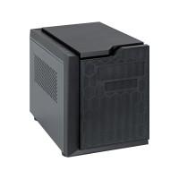 Chieftec CI-01B-OP Cube gaming ohišje, črno