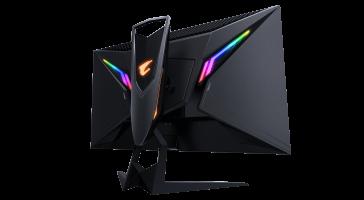 GIGABYTE AORUS AD27QD 27'' Gaming QHD IPS monitor, 2560 x 1440, 1ms, 144Hz, HDR, RGB