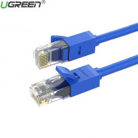 UGREEN Cat 6 UTP Lan kabel 1m moder