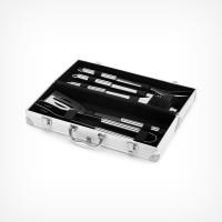 VonHaus orodje in pribor za žar (komplet v kovčku)