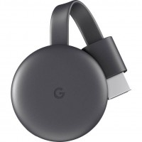Gooogle Chromecast 3, Charcoal