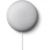 Google pametni hišni asistent Nest Mini zvočnik, svetla