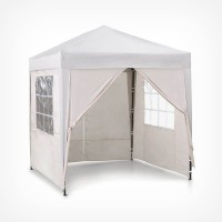 VonHaus Pop Up paviljon 2 x 2m Ivory