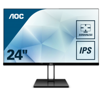 "AOC 24V2Q 23,8"" IPS monitor"