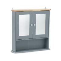 Vonhaus Shrewsbury viseča omarica z ogledalom