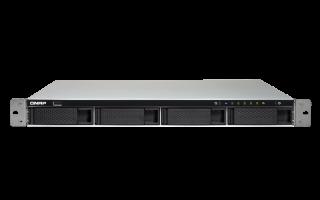 QNAP TS-463XU-RP-4G-US 1U 4-Bay AMD 64bit x86-based NAS strežnik