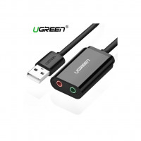 Ugreen USB 2.0 na 3.5mm avdio adapter