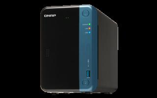 QNAP TS-253BE-2G NAS strežnik za dva diska