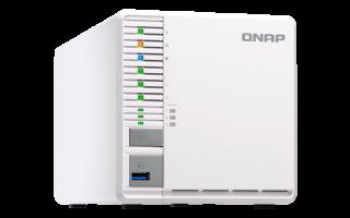 QNAP TS-332X-2G NAS strežnik za 3 diske
