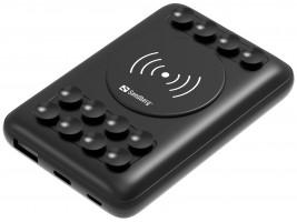 Sandberg Powerbank 10000 Wireless 10W prenosna baterija