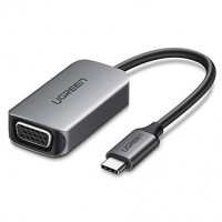 Ugreen USB-C na VGA adapter + PD
