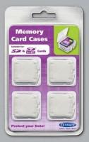 Integral 4x zaščitna škatlica za SD/SDHC kartice