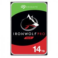 Seagate NAS trdi disk 14TB 7200 256MB SATA3 IronWolf PRO