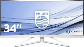 "Philips 349X7FJEW 34"" UltraWide ukrivljen monitor"