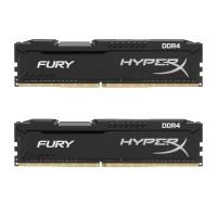 Kingston HyperX Fury 8GB kit 2400MHz DDR4 CL15