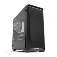 PHANTEKS ECLIPSE P400 Tempered Glass USB3 ATX črno&belo ohišje