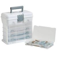 VonHaus prenosni kovček s predalniki
