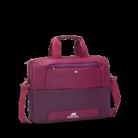 """RivaCase vijolična torba za prenosnike 13.3-14"""" 7727 vodoodporna"""