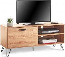 Vonhaus Capri manjša TV omarica, hrast