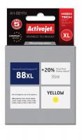 ActiveJet rumeno črnilo HP 88XL C9393AE