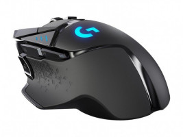 Logitech Gaming miška USB G502 Hero LED