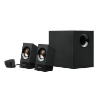 Logitech zvočniki 2.1 Z533 60W črni