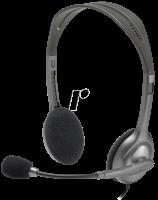 Logitech H111 Stereo Slušalke On Ear